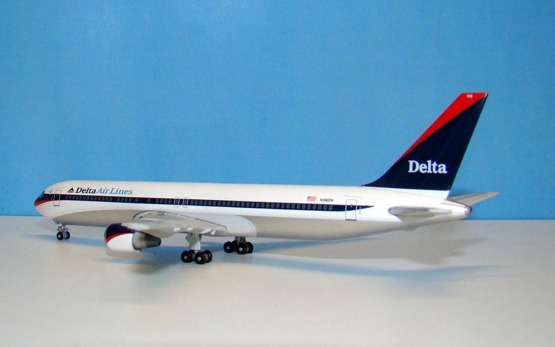 Delta's Depression: The Ron Allen Years and Livery